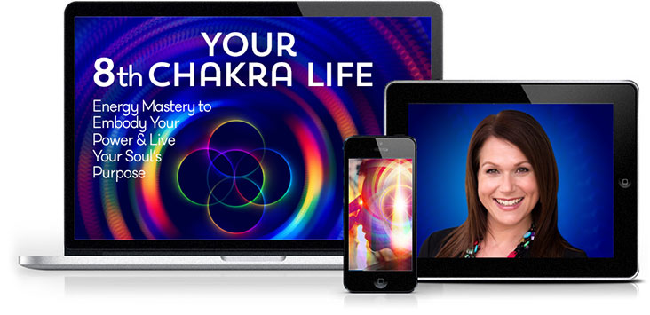 8th Chakra Energy Architecture